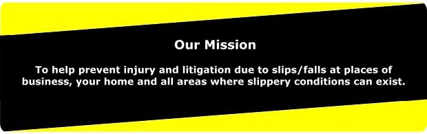 no slip zone mission statement rc