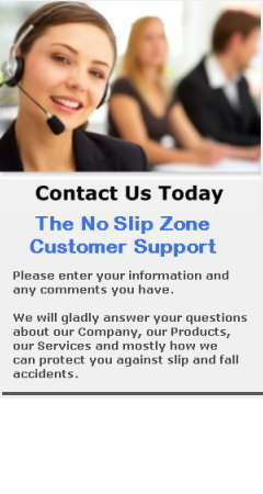 contact us no slip zone 240-450-1